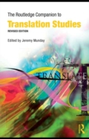 Routledge Companion to Translation Studi