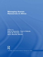 Managing Human Resources in Africa