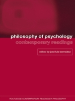 Philosophy of Psychology: Contemporary R