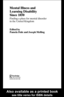 Mental Illness and Learning Disability s