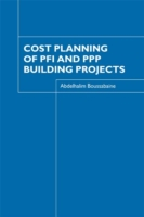 Cost Planning of PFI and PPP Building Pr