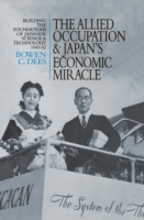 Allied Occupation and Japan's Economic M