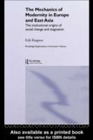 Mechanics of Modernity in Europe and Eas