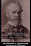 William James and The Varieties of Relig