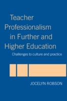 Teacher Professionalism in Further and H