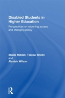 Disabled Students in Higher Education
