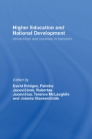 Higher Education and National Developmen