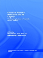 Classical Genetic Research and its Legac