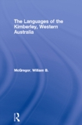 Languages of the Kimberley, Western Aust