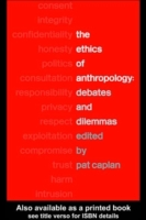 Ethics of Anthropology