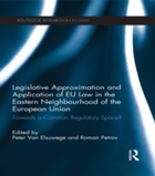 Legislative Approximation and Applicatio