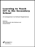 Learning to Teach ICT in the Secondary S