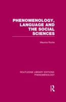 Phenomenology, Language and the Social S
