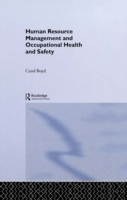 Human Resource Management and Occupation