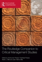 Routledge Companion to Critical Manageme
