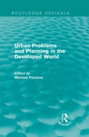 Urban Problems and Planning in the Devel