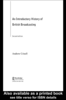 Introductory History of British Broadcas