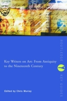 Key Writers on Art: From Antiquity to th