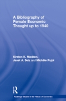 Bibliography of Female Economic Thought