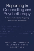 Reporting in Counselling and Psychothera