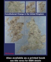 Constitutional Change in the UK
