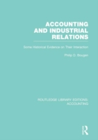 Accounting and Industrial Relations (RLE