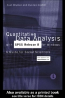 Bilde av Quantitative Data Analysis With Spss Rel