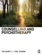 Core Approaches in Counselling and Psych
