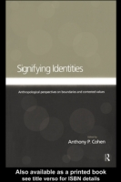 Signifying Identities