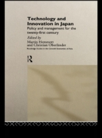 Technology and Innovation in Japan