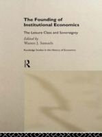 Founding of Institutional Economics