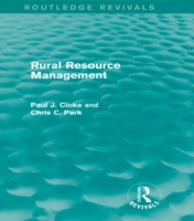 Rural Resource Management (Routledge Rev