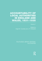Accountability of Local Authorities in E