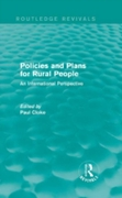 Policies and Plans for Rural People (Rou
