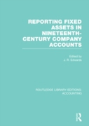 Reporting Fixed Assets in Nineteenth-Cen
