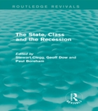 State, Class and the Recession (Routledg