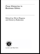 Case Histories in Business Ethics