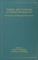 Stability and Continuity in Mental Devel