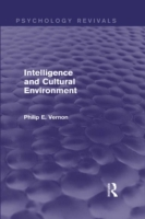 Intelligence and Cultural Environment (P