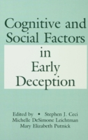 Cognitive and Social Factors in Early De
