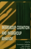 Intergroup Cognition and Intergroup Beha