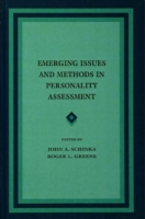 Emerging Issues and Methods in Personali