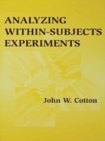 Analyzing Within-subjects Experiments