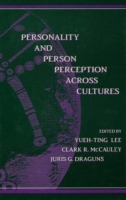 Personality and Person Perception Across