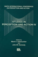 Studies in Perception and Action IV