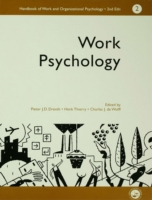 Handbook of Work and Organizational Psyc