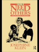 Our Needs for Others and Its Roots in In