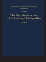 Routledge History of Philosophy Volume I