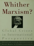 Whither Marxism?