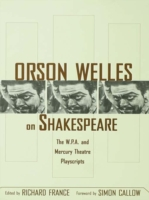 Orson Welles on Shakespeare